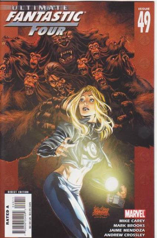 Ultimate Fantastic Four Vol 1 #49