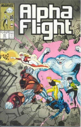 Alpha Flight Vol. 1 #061