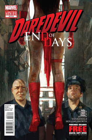 Daredevil: End Of Days #3