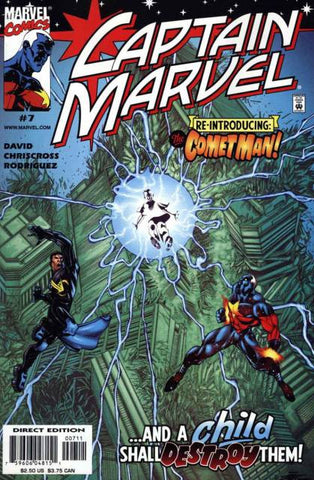 Captain Marvel Vol 3 #07