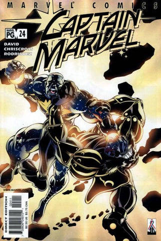 Captain Marvel Vol 3 #24