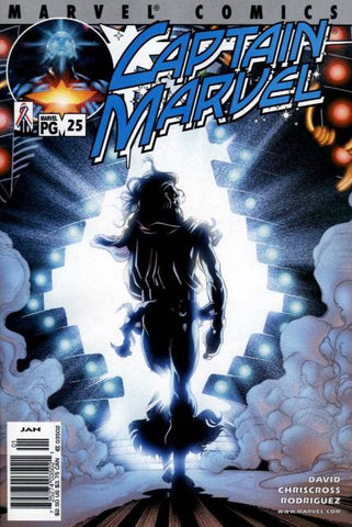 Captain Marvel Vol 3 #25