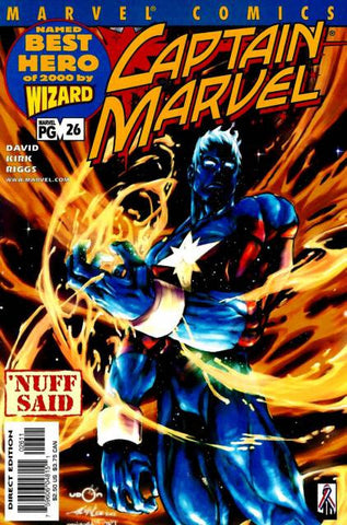 Captain Marvel Vol 3 #26