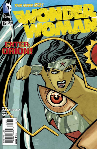 Wonder Woman (New 52) #15