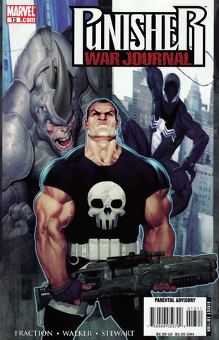 Punisher War Journal Vol. 2 #13