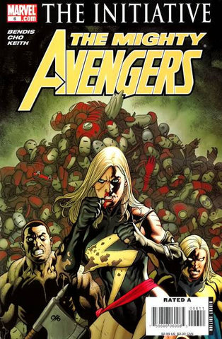 Mighty Avengers Vol. 1 #06