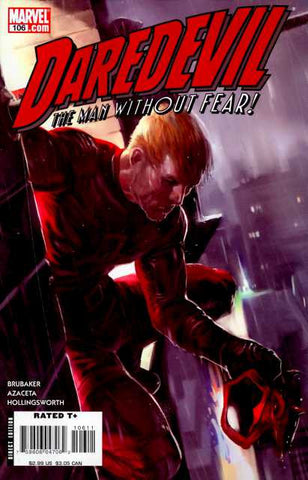 Daredevil Vol 2 #106