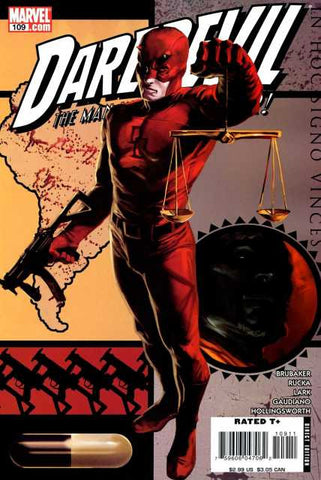 Daredevil Vol 2 #109