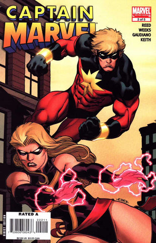 Captain Marvel Vol 5 #02