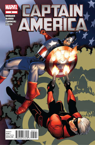 Captain America Vol 6 #05