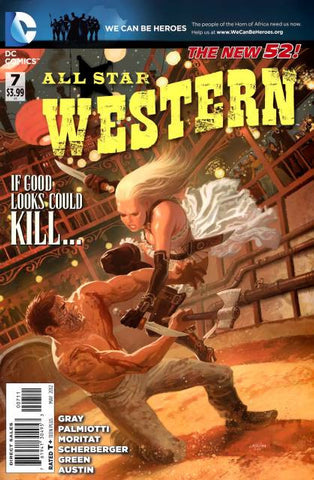 All-Star Western Vol. 3 #07