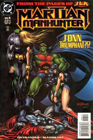 Martian Manhunter Vol. 2 #06