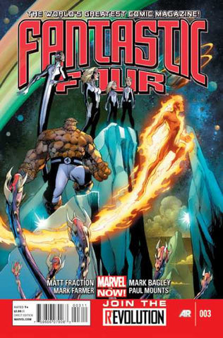Fantastic Four Vol 4 #03