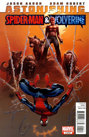 Astonishing Spider-Man & Wolverine #4
