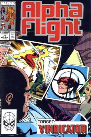 Alpha Flight Vol. 1 #077