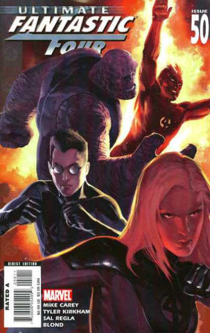 Ultimate Fantastic Four Vol 1 #50