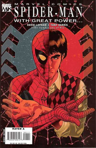 Spider-Man: With Great Power #1