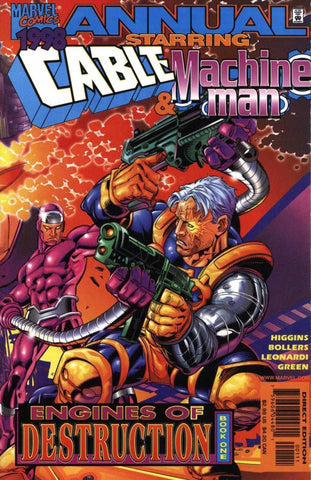 Cable Vol 1 Annual '98