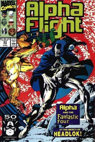 Alpha Flight Vol. 1 #093