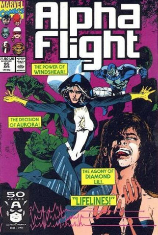 Alpha Flight Vol. 1 #095