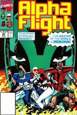 Alpha Flight Vol. 1 #096