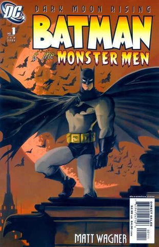 Batman And The Monster Men #1