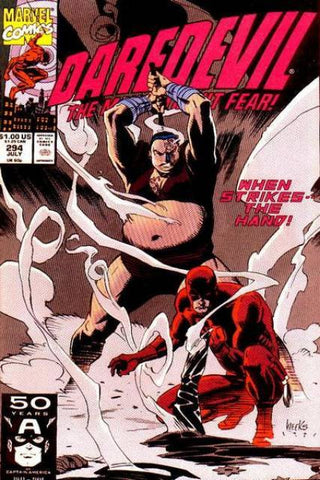 Daredevil Vol 1 #294