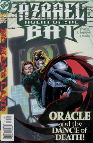 Azrael: Agent Of The Bat #054