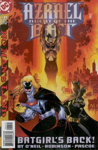 Azrael: Agent Of The Bat #057