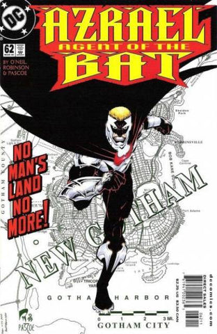 Azrael: Agent Of The Bat #062