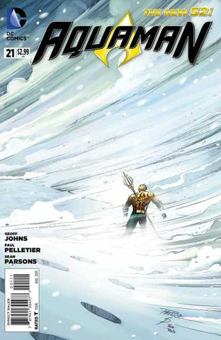 Aquaman (New 52) #21