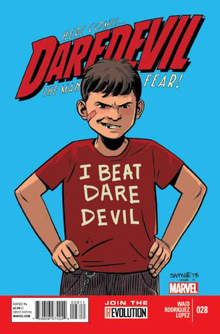 Daredevil Vol 3 #28
