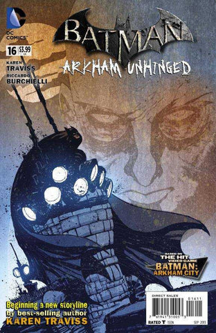 Batman: Arkham Unhinged #16