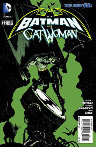 Batman And Robin (New 52) #22