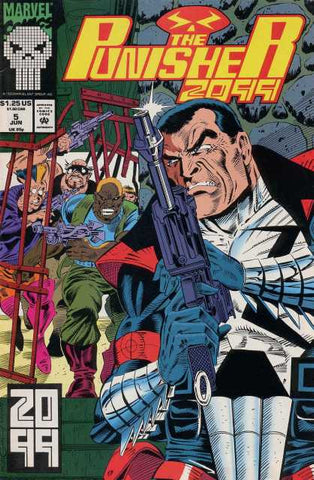 Punisher 2099 #05