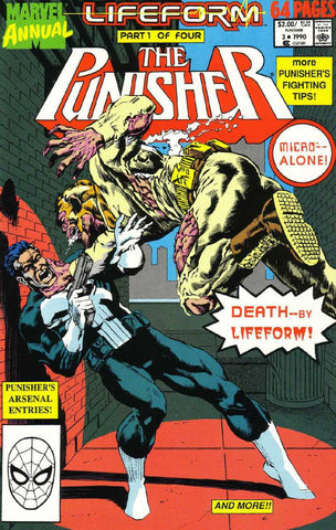 Punisher Vol. 2 Annual #3