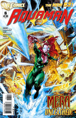 Aquaman (New 52) #06