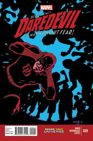 Daredevil Vol 3 #29
