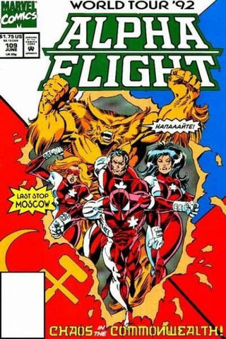 Alpha Flight Vol. 1 #109