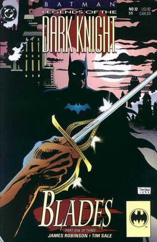 Batman: Legends Of The Dark Knight #032