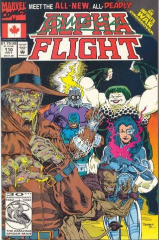 Alpha Flight Vol. 1 #110