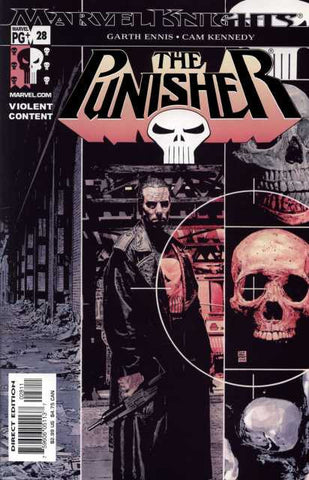Punisher Vol. 4 #28