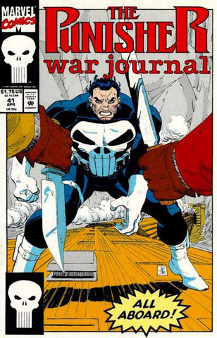 Punisher War Journal Vol. 1 #41