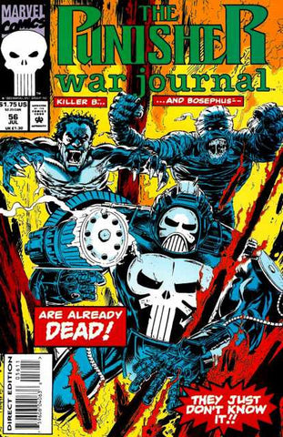 Punisher War Journal Vol. 1 #56