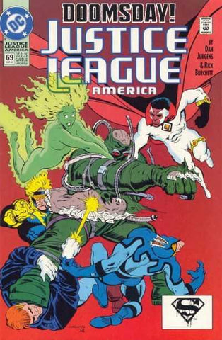 Justice League America Vol. 1 #069