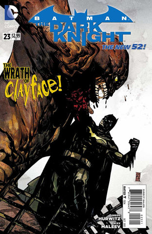 Batman: The Dark Knight (N52) #23
