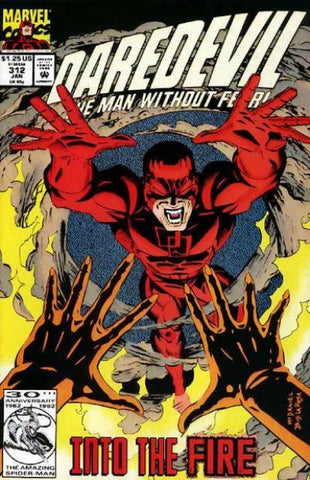 Daredevil Vol 1 #312