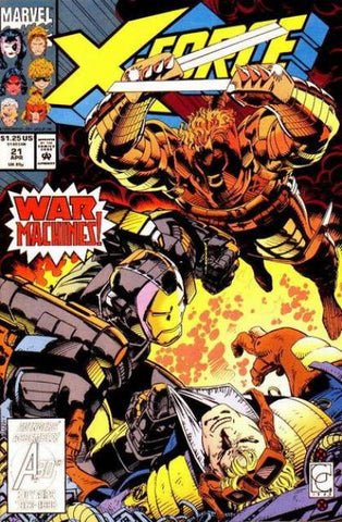 X-Force Vol. 1 #021