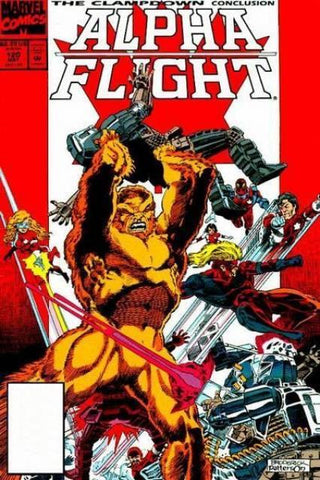 Alpha Flight Vol. 1 #120
