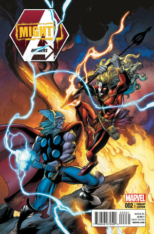 Mighty Avengers Vol. 2 #02